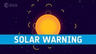 Lagrange mission to provide solar warning