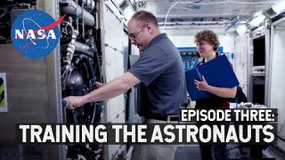 NASA Explorers S4 E3: Training the Astronauts