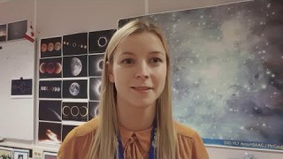 Stella's experience as an ESA Young Graduate Trainee