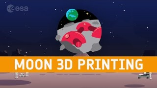 Meet the ESA experts – 3D Printing on the Moon