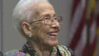 NASA Administrator Kicks Off a Celebration of Katherine Johnson's 100th Birthday