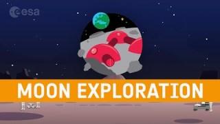 Meet the ESA experts – Future Moon exploration