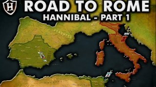 Road to Rome ⚔️ Hannibal (Part 1) – Second Punic War