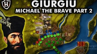 Battle of Giurgiu, 1595 ⚔️ Story of Michael the Brave (Part 2/5)