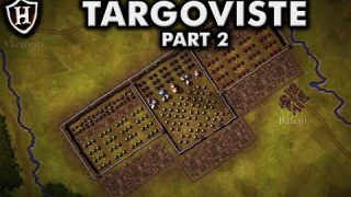 Battle Of Targoviste (Part 2/2) ⚔️ The Night Attack, 1462