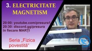 3. Electricitate și magnetism