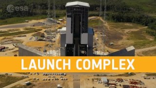 Ariane 6 launch complex – March 2020