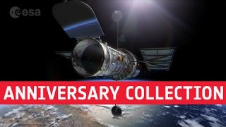 Hubble's Collection of Anniversary Images