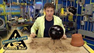 Science Max|SCIENTIFIC Sand Castles! | SCIENCE PROJECT