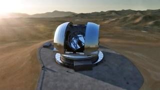ESA Euronews: E-ELT : le télescope européen de l'extrême