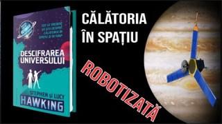 Călătoria în spațiu robotizată