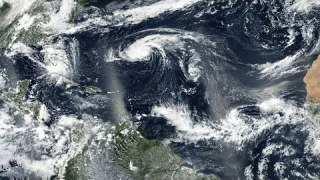 Observing a Record Atlantic Storm Season from Space on This Week @NASA – September 18, 2020
