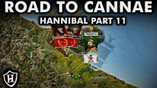 Road to Cannae, 216 BC (Chapter 1) ⚔️ Hannibal Part 11 – Second Punic War