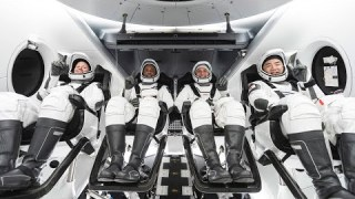 SpaceX Crew-1 Mission Overview
