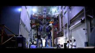 NASA and OPTIMUS PRIME Team Up