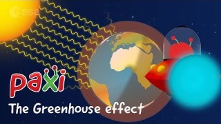 Paxi – The Greenhouse effect