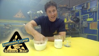 Science Max|BUILD IT YOURSELF|Corn Starch MUD|EXPERIMENT