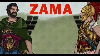 The battle of Zama Hannibal and Scipio's final showdown (Rome vs Carthage History)