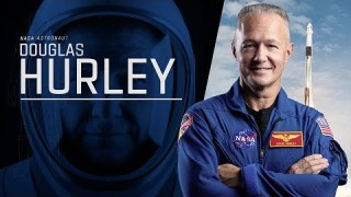 Who is NASA Astronaut Doug Hurley?
