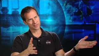 NASA's Marshburn Discusses ISS Mission
