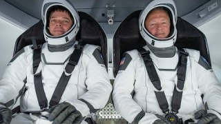 News Update on NASA Astronauts Return Home in the SpaceX Crew Dragon