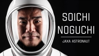 Meet Soichi Noguchi, Crew-1 Mission Specialist