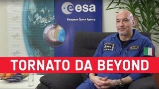Luca Parmitano: torna da Beyond