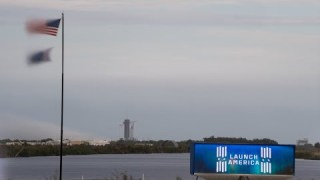 #LaunchAmerica Countdown Clock Briefing With NASA Administrator
