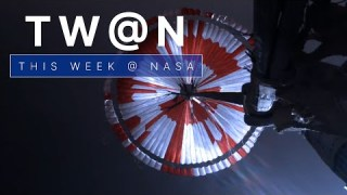 How it Looks to Land on Mars on This Week @NASA – February 27, 2021