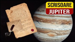 TV 📺 Cum se citesc scrisori sigilate ☄ Jupiter a captat o cometă!
