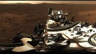 Tour the Perseverance Mars Rover's New Home with Mission Experts