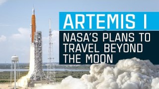 Artemis I: NASA's Plans to Travel Beyond the Moon