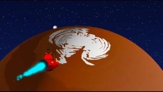 Paxi – Den røde planeten