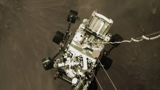 See Mars Like Never Before! NASA's Perseverance Rover Sends New Video and Images of the Red Planet