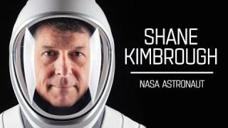 Meet Shane Kimbrough, Crew-2 Commander