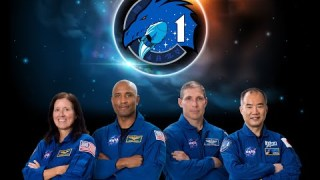 NASA Leaders Share Update Following NASA's SpaceX Crew-1 Arrival at the International Space Station