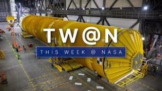Making Progress on Our Artemis Moon Rocket on This Week @NASA – June 11, 2021