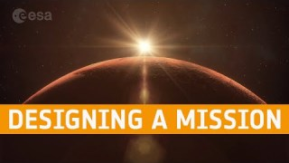 Meet the Experts: Designing space missions