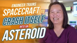 Behind the Spacecraft: Michelle Chen