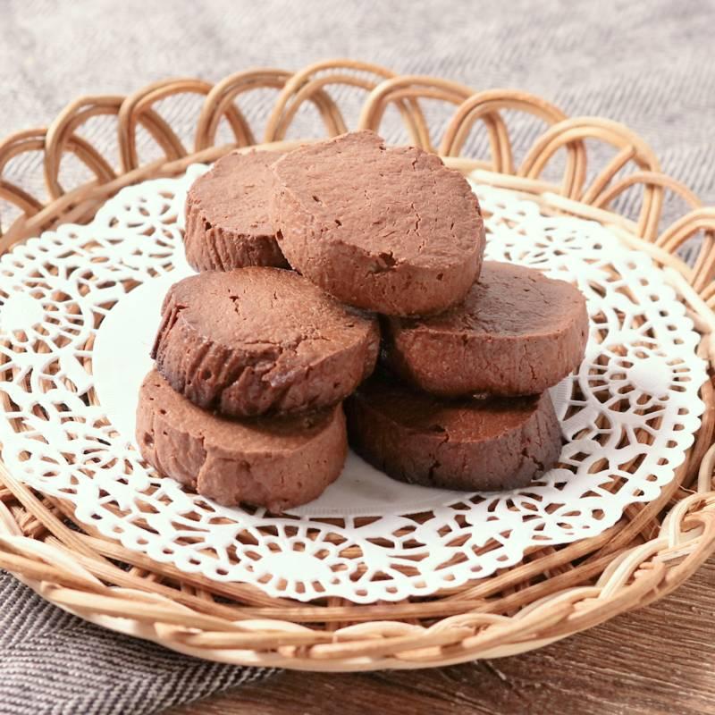 簡単 焼きチョコクッキー 作り方・レシピ | クラシル