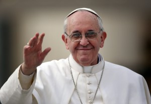 1 PopeFrancis GettyImages 164714770 - Pope Francis Holds His Weekly General Audience