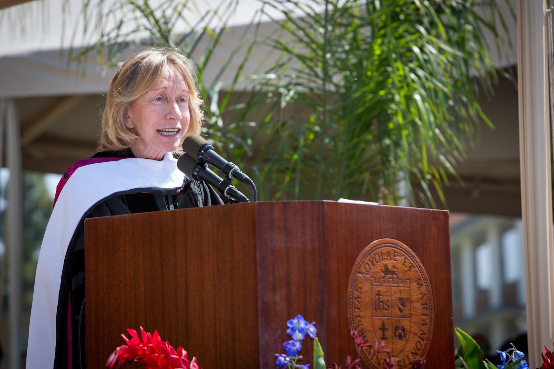 goodwin - Doris Kearns Goodwin Addresses the Class of 2013