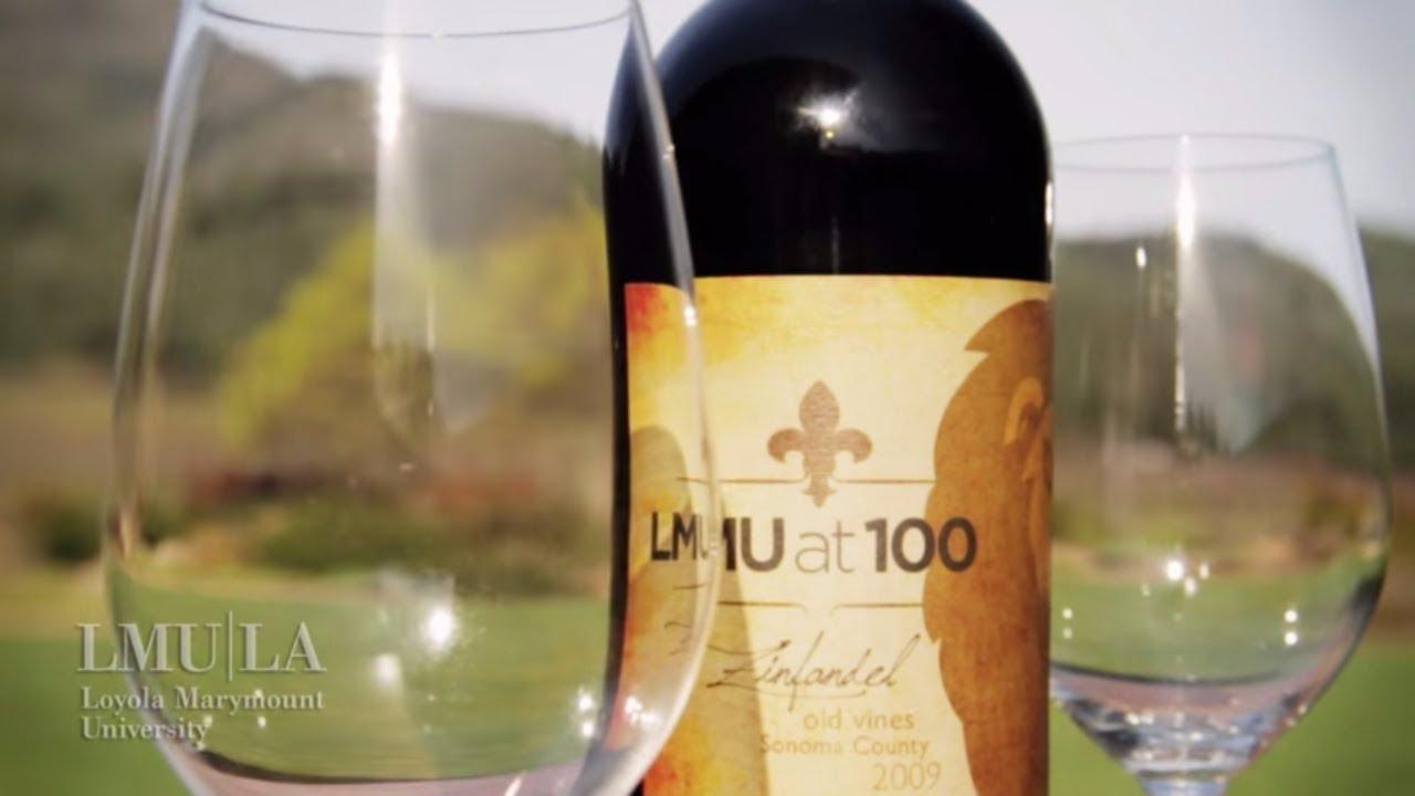 alumni wines mark lmus centennia - Alumni Wines Mark LMU's Centennial Celebration
