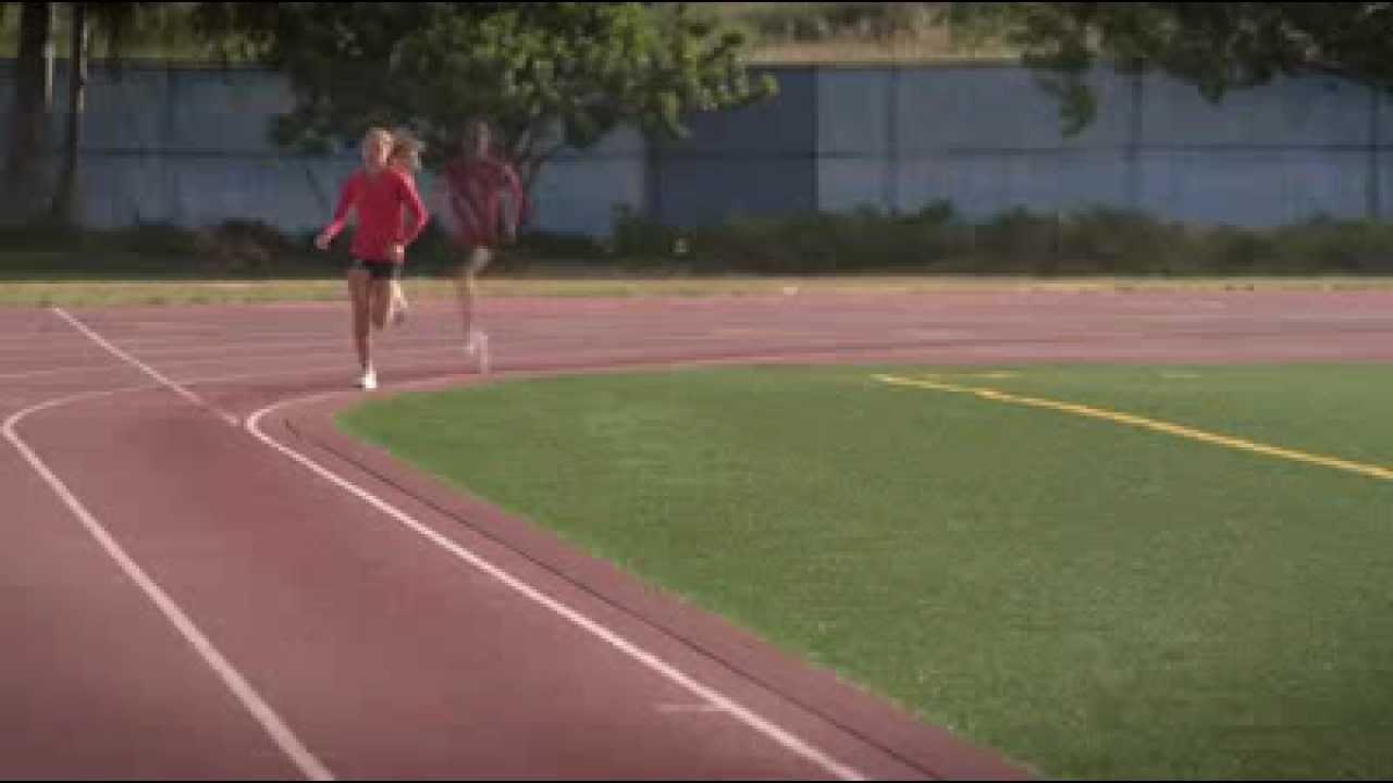 tara erdmann runs for lmu - Tara Erdmann Runs for LMU