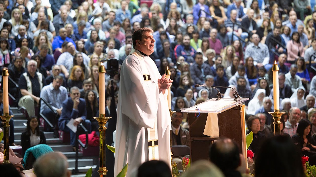 2019 Commencement Mass Homily