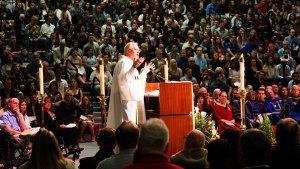 2018 Commencement Mass