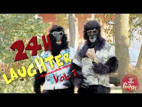 24 HOUR JFL LAUGH TRACK – VOLUME 1