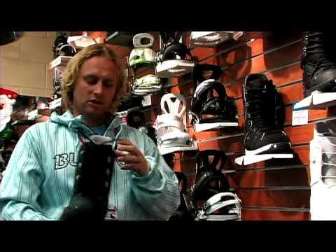 Burton Snowboarding Equipment : About Burton Boots