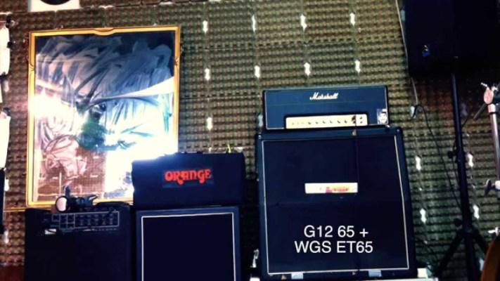 Gear: Celestion v30 Vs. WGS (Warehouse Speakers Et65)