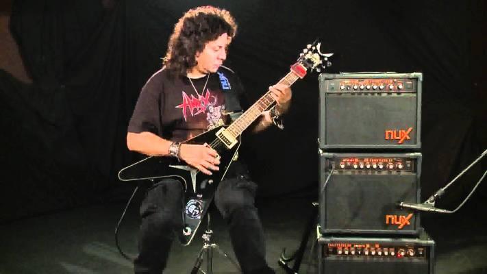 Gear: NuX FRONTLINE Series Guitar Amps